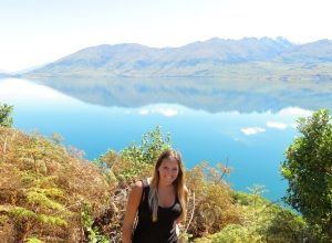 Rory at Lake Wanaka