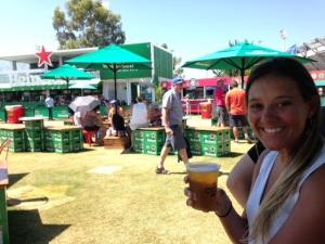 Beer Garden!!!