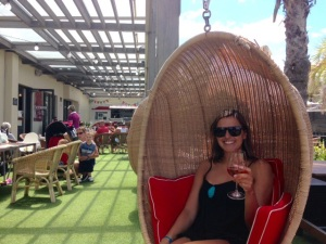 Fun bar chairs