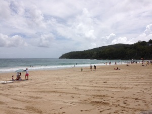 Main Beach in Noosa