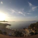 Baia Sardinia View