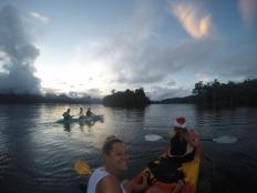 Morning Kayak