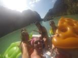 Lagoon Party Fun