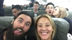 Pre-xanax on the plane