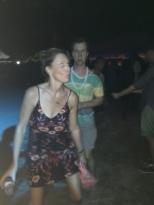 Allie killin' it on the dance floor