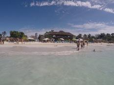 Margaritaville from the ocean