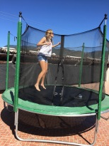 Trampolining in Antigua