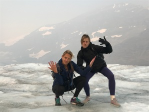 Thug Life on the glacier