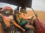 My desert chauffeur