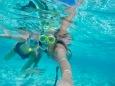 Under the sea selfie