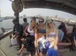 Abra boat ride on the Dubai Creek