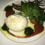 Burrata, get in my belly!