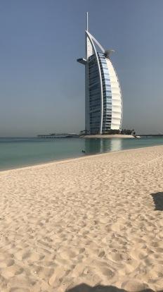 Our beach view