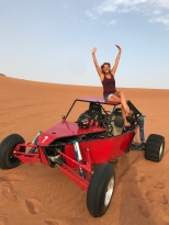 Dune buggy party time