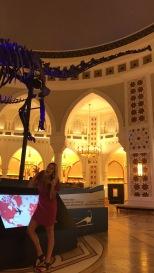 Dubai Mall's not-so-baby dino