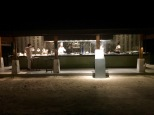 The kitchen at Sand