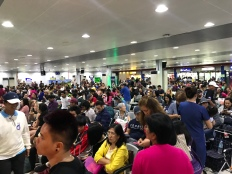 Welcome to hell - the Manila airport