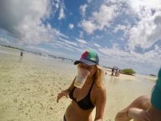 BYOB on Virgin Island
