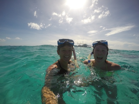 Snorkel fun!