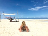 My obligatory beach shot