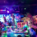 Robot Restaurant fun
