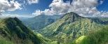 View from LIttle Adam's Peak