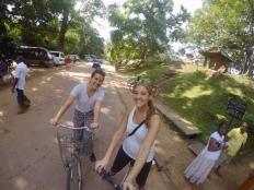 Polonnaruwa bike game