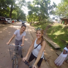 Polonnaruwa bike game