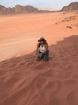 Gotta get my Jordanian sand!
