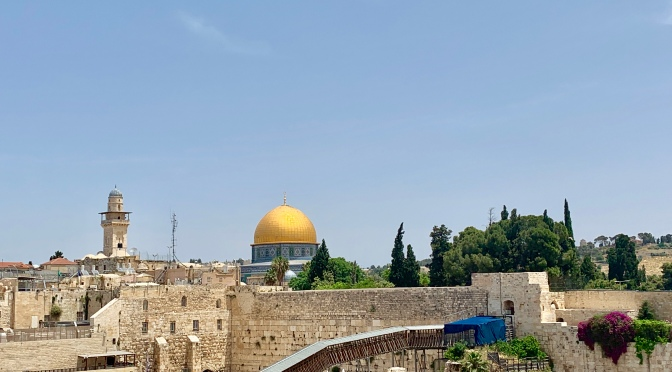 A Judgmental Jew's Jerusalem Journey