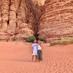 Khazali Canyon, Wadi Rum